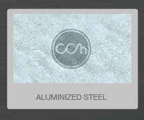 Alumnized Steel
