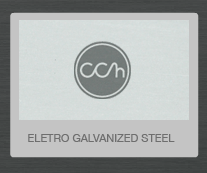 Electro Galvanised Steel